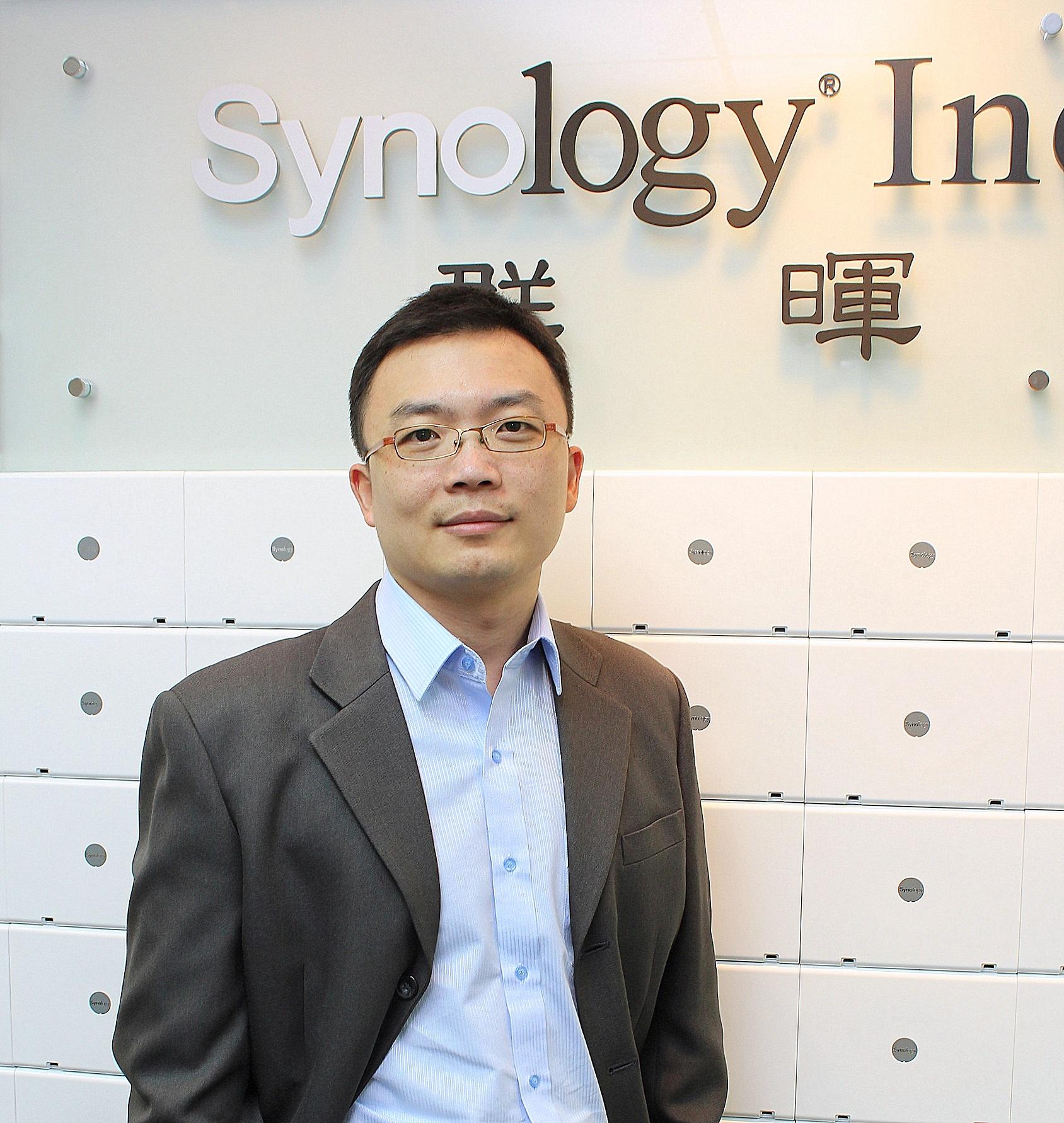 Vic Hsu Dyrektorem Zarządzającym Synology GmbH