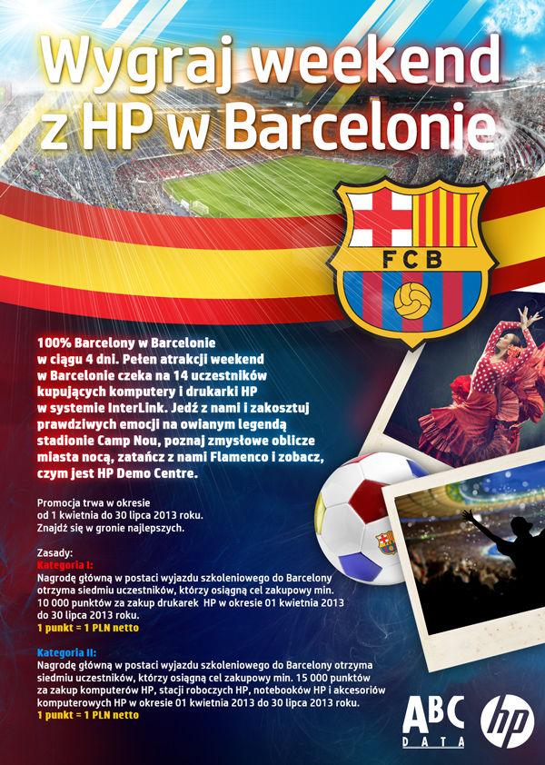 ABC Data i HP w Barcelonie