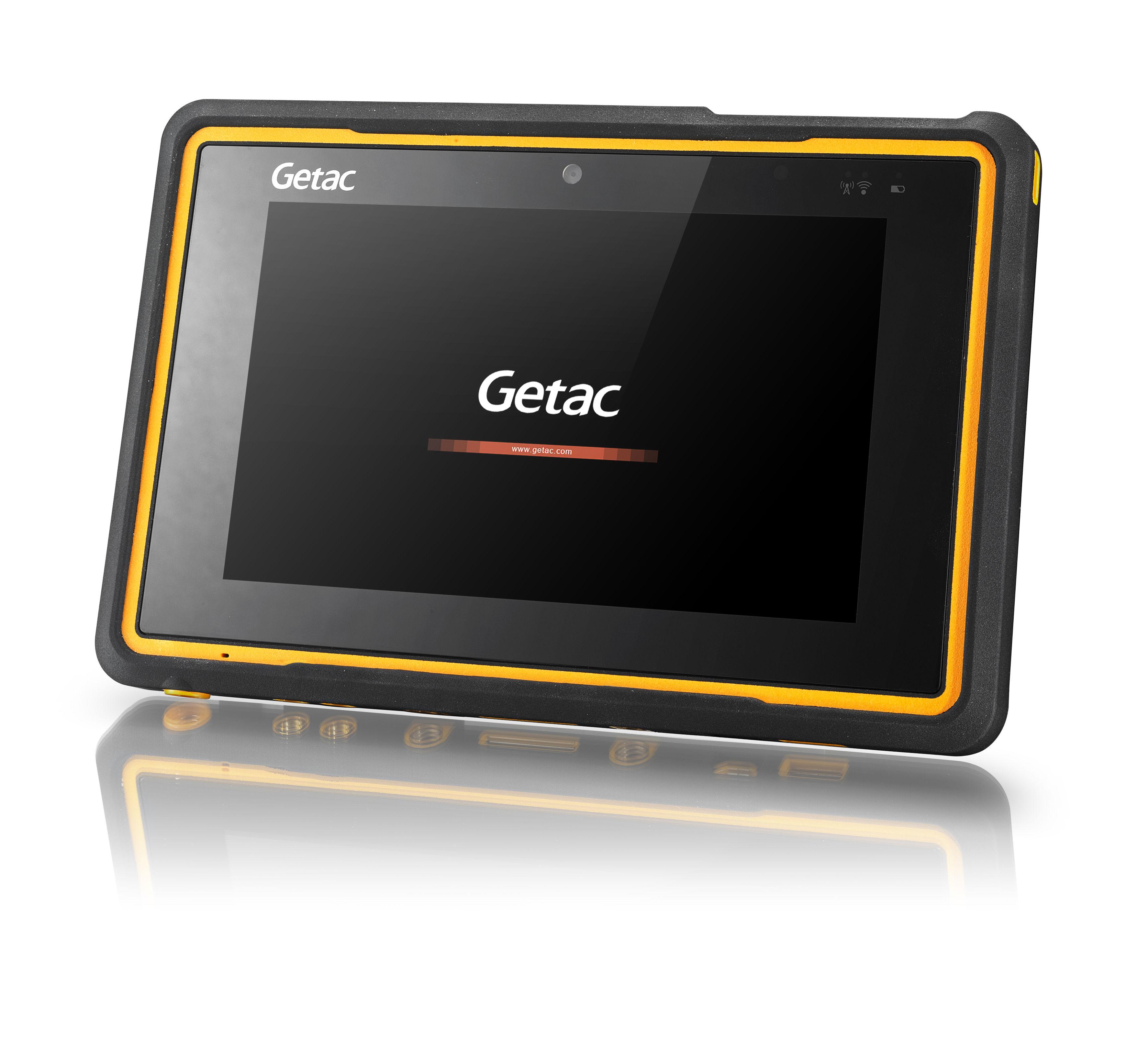 Getac: wytrzymały tablet z Androidem