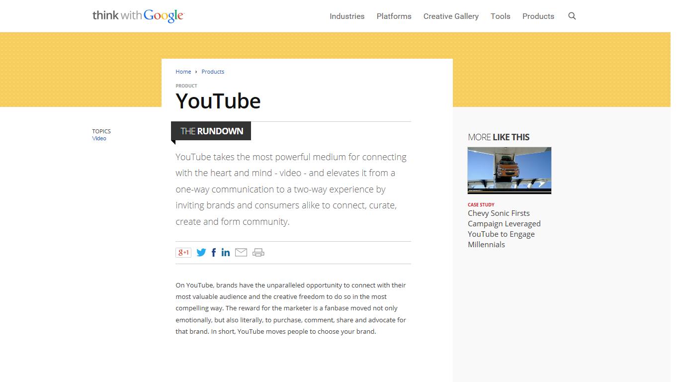 YouTube zarobi na e-handlu