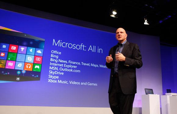 Microsoft obciął zarobki szefa z powodu Windowsa i Surface'a