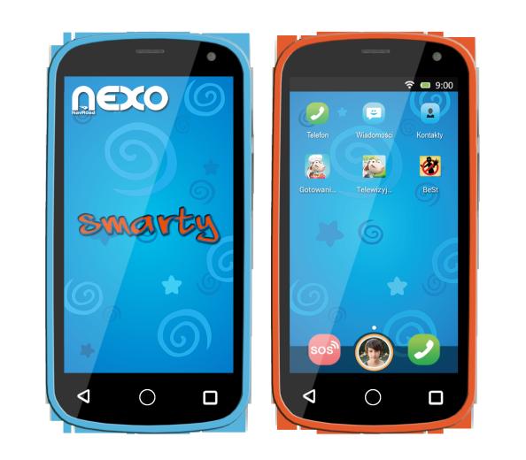NavRoad: smartfon dla dziecka