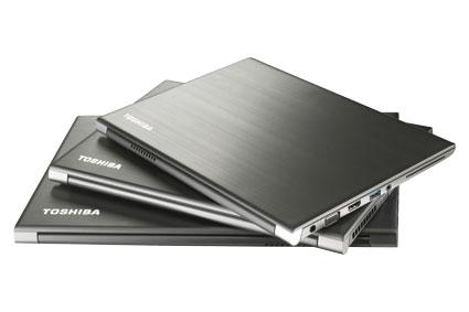 Biznesowe laptopy Toshiba