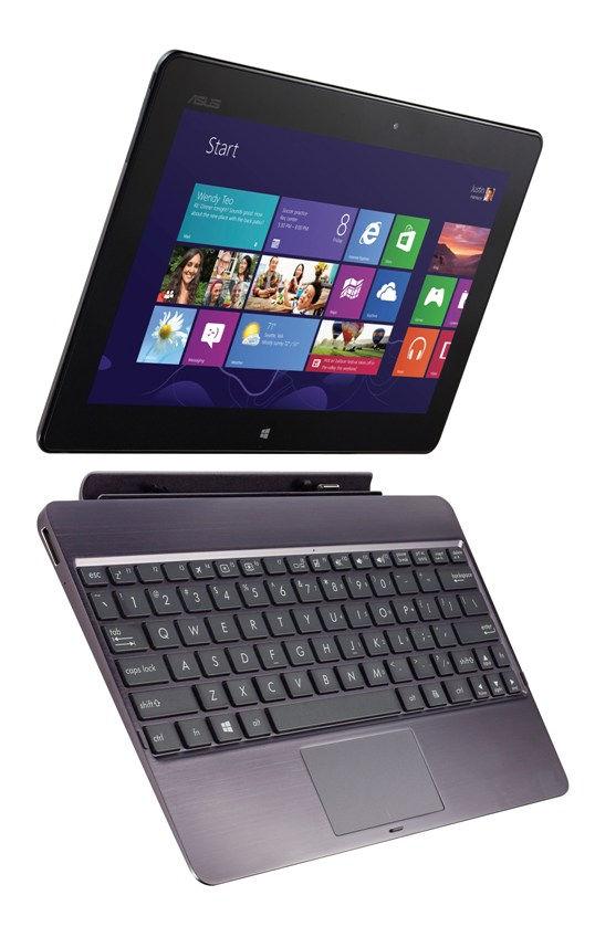 Asus: nowy sprzęt z Windows 8