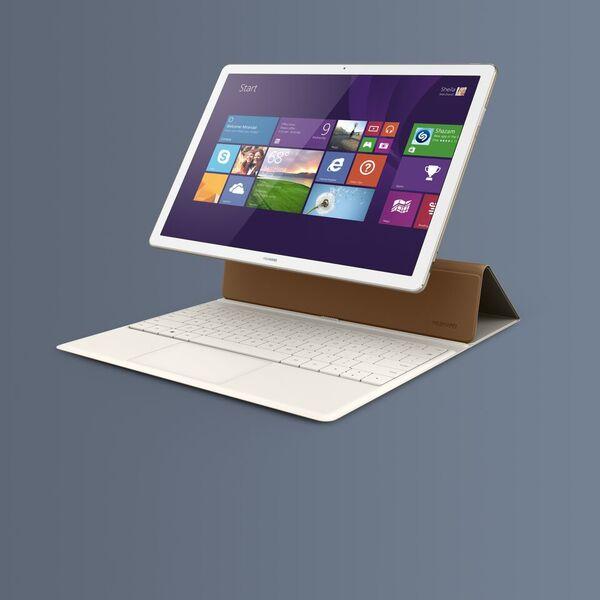 Pierwszy laptop Huawei