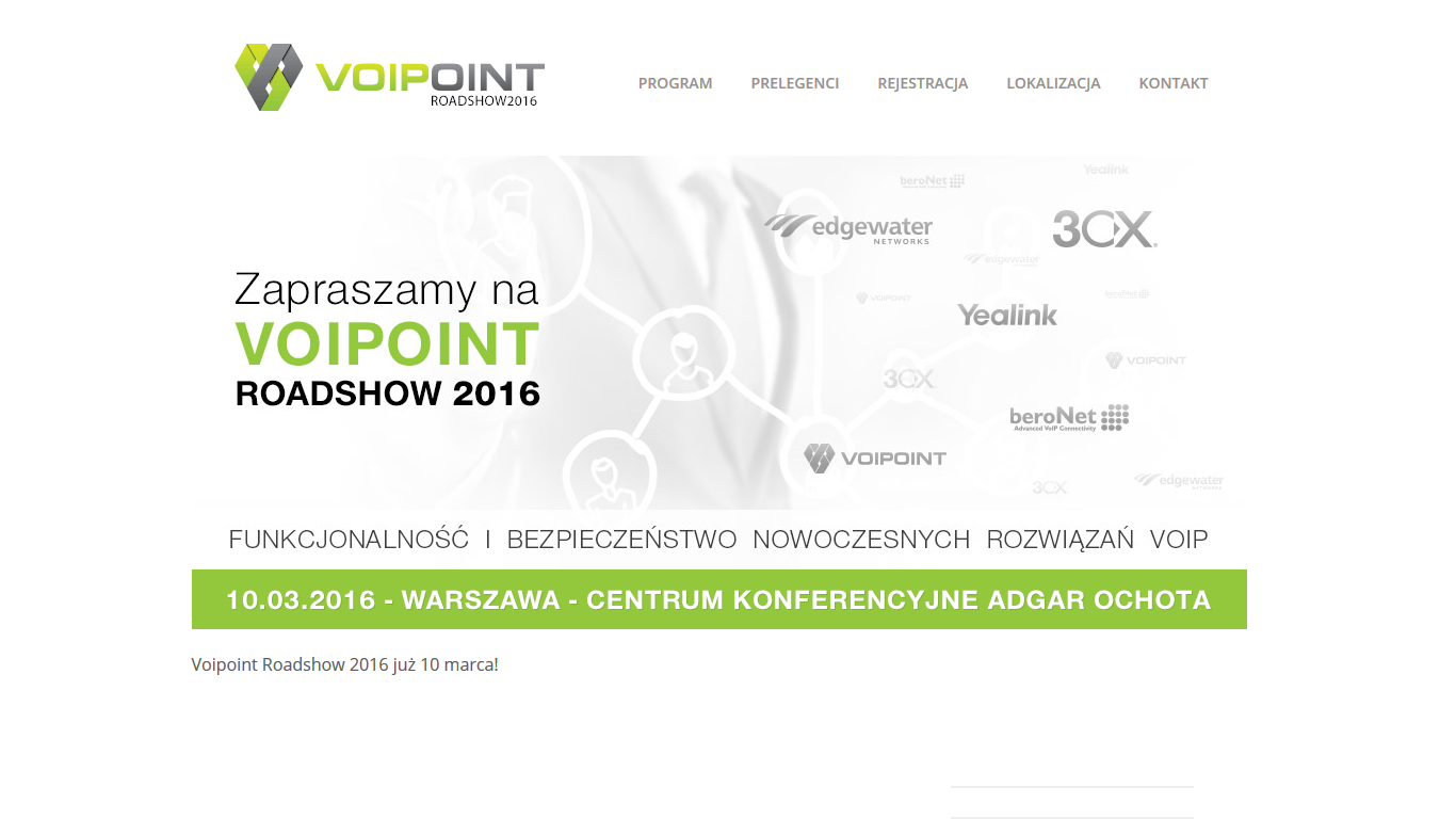 Voipoint Roadshow