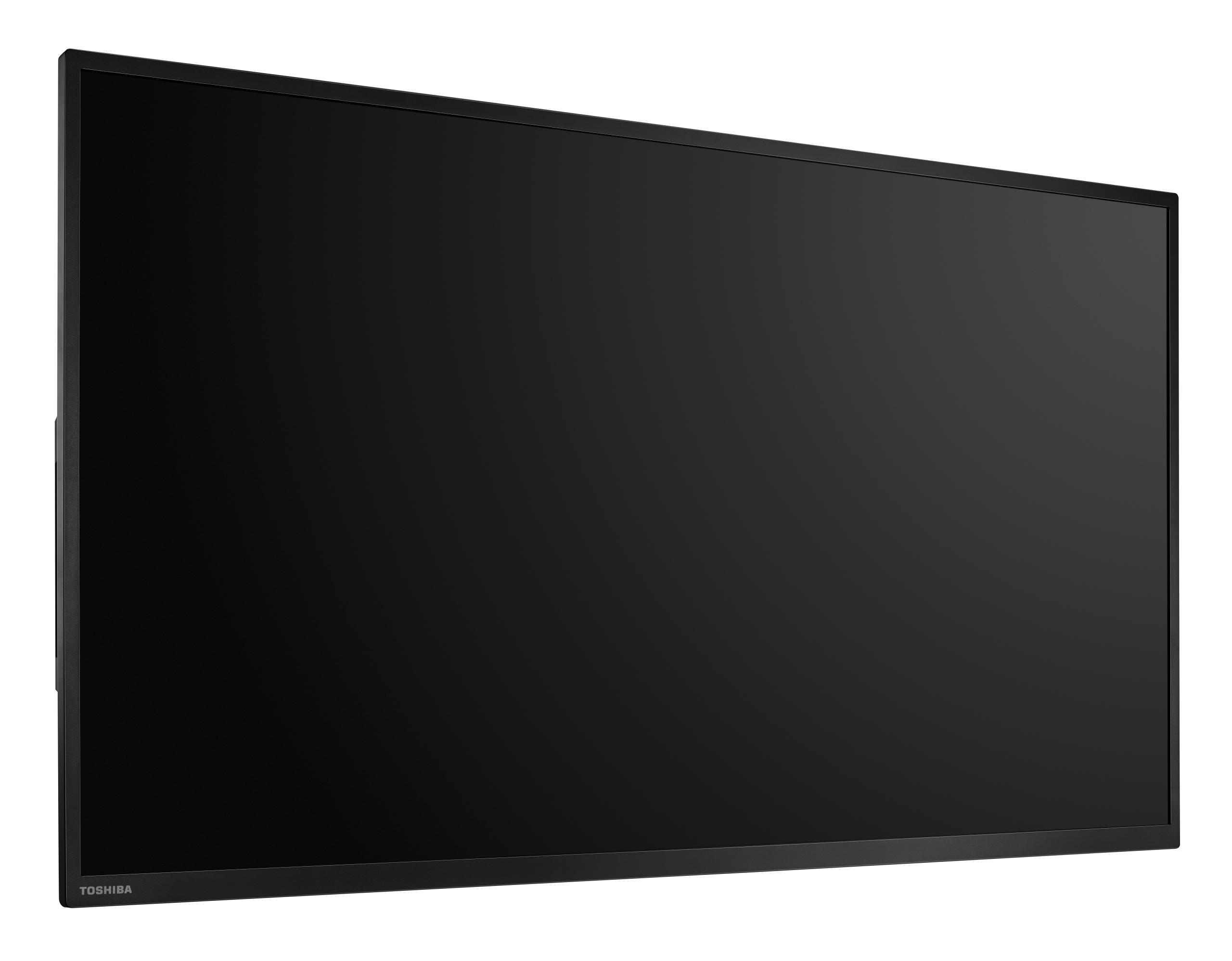 Toshiba: wielkoformatowe Ultra HD