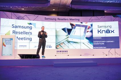 Samsung w drodze na nowe rynki