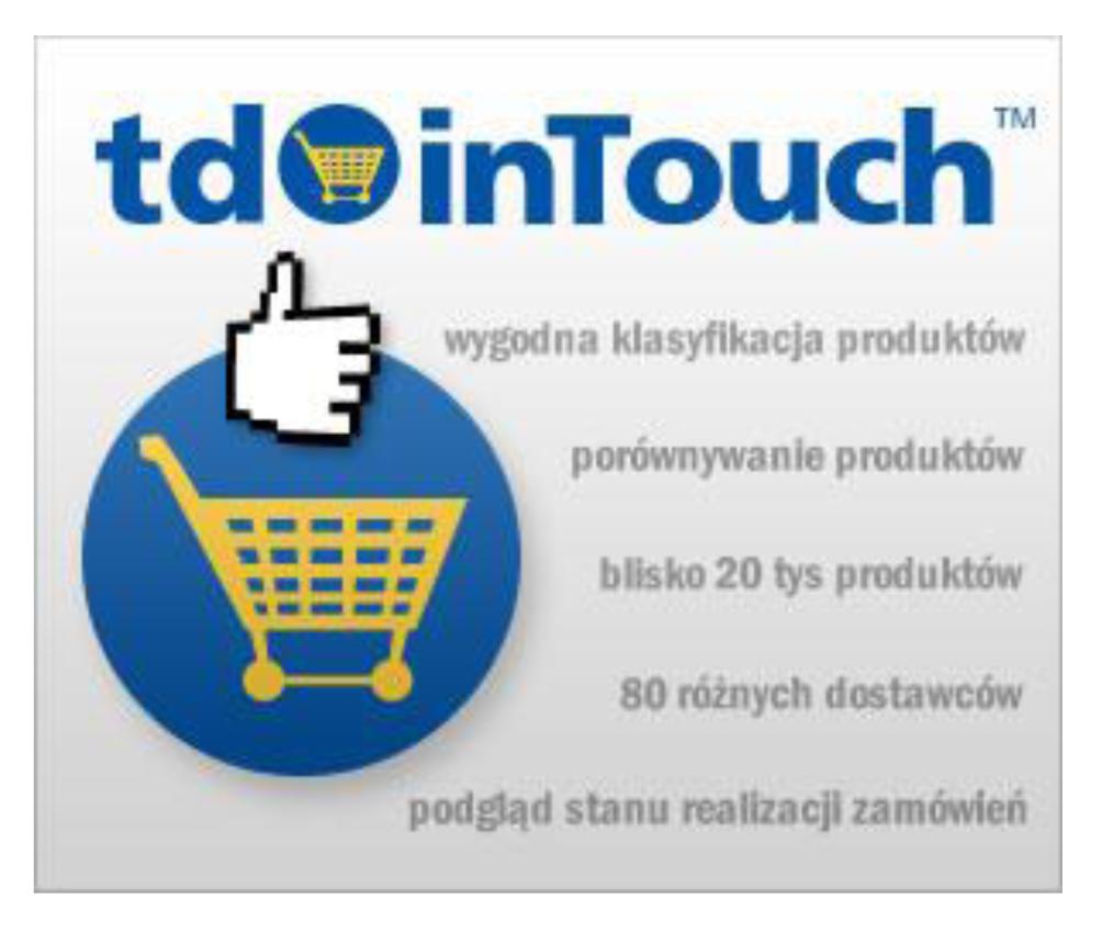System zakupów InTouch