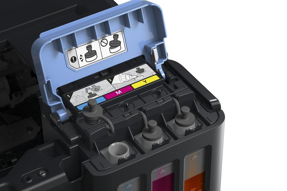 Canon wchodzi na rynek drukarek z dolewanym atramentem