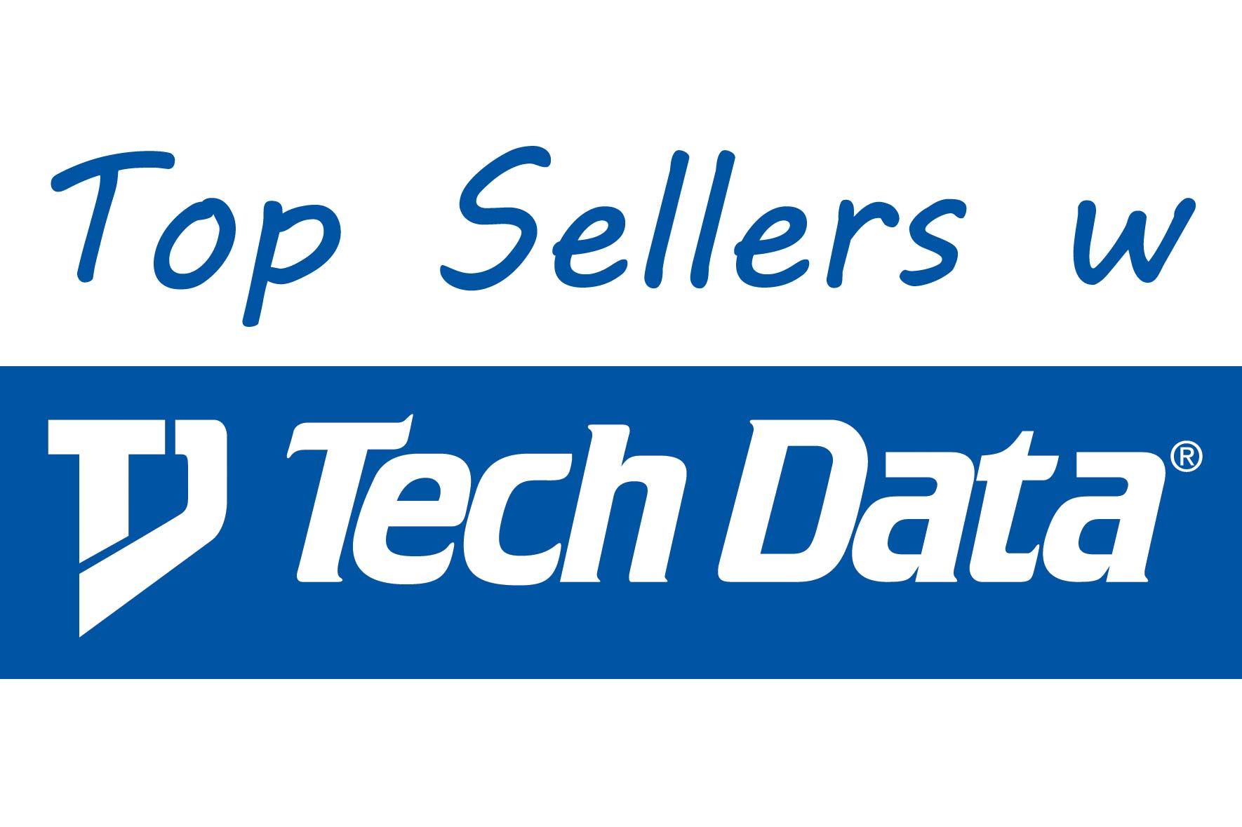 Top Sellers w Tech Data