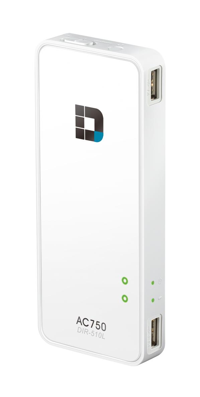 D-Link: router z bankiem energii