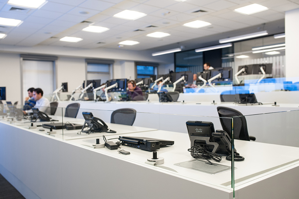 Cisco otworzyło w Polsce Security Operations Center