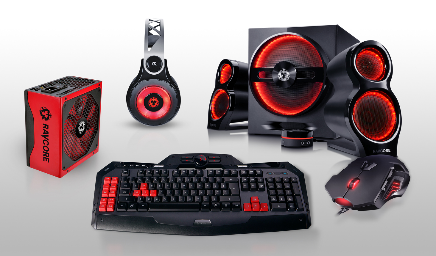 Ravcore – nowa marka gamingowa w Polsce