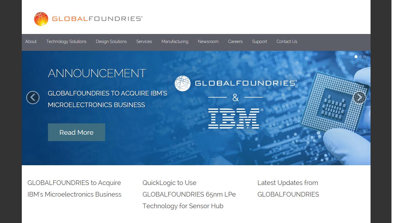 IBM sprzedaje dział czipów ze stratą