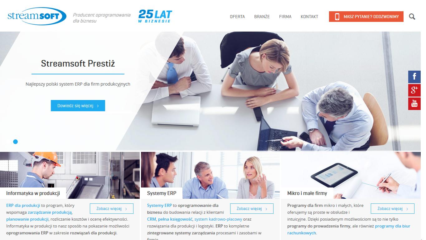 Streamsoft ma nowy oddział