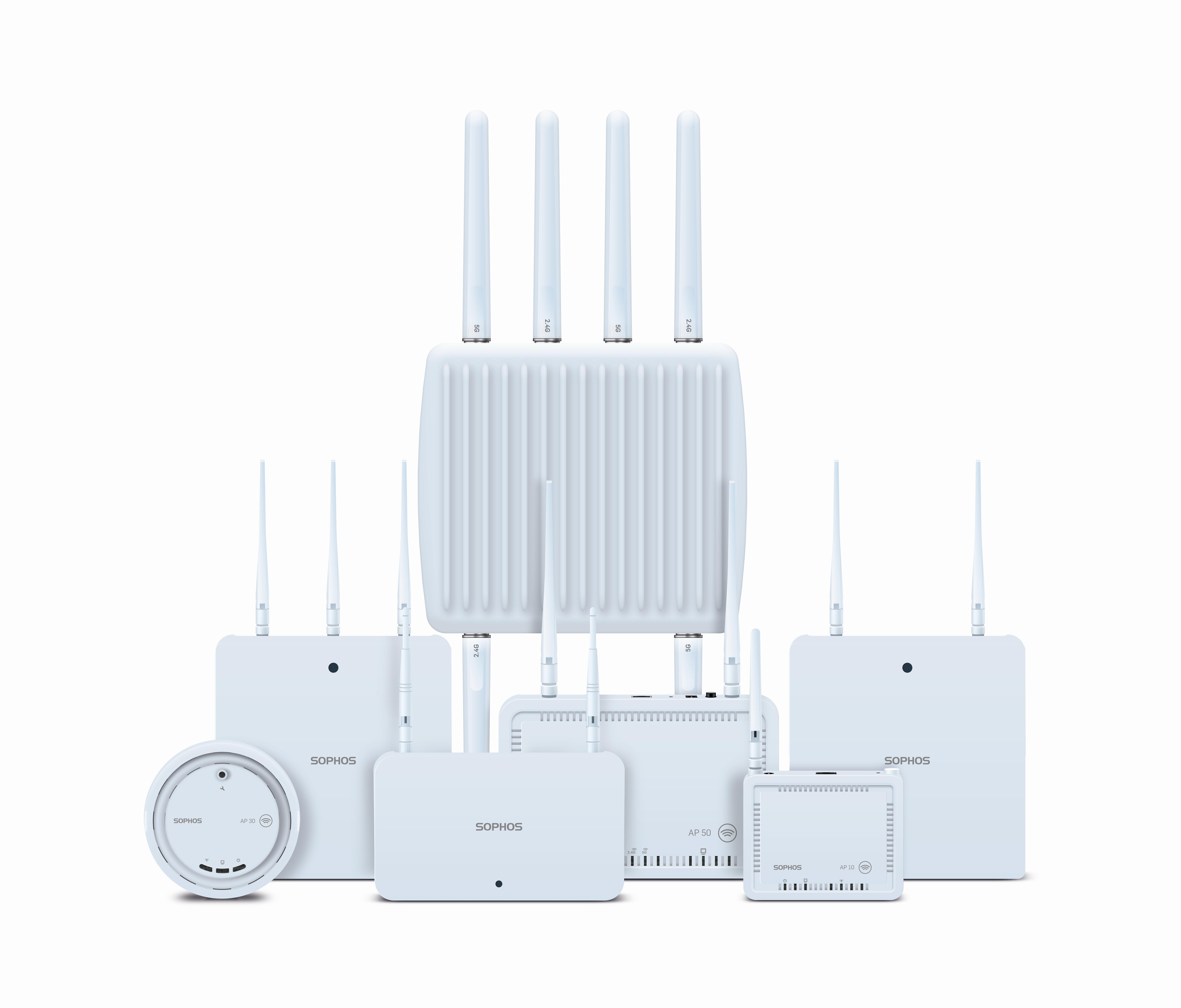 Sophos: UTM z Wi-Fi 802.11ac