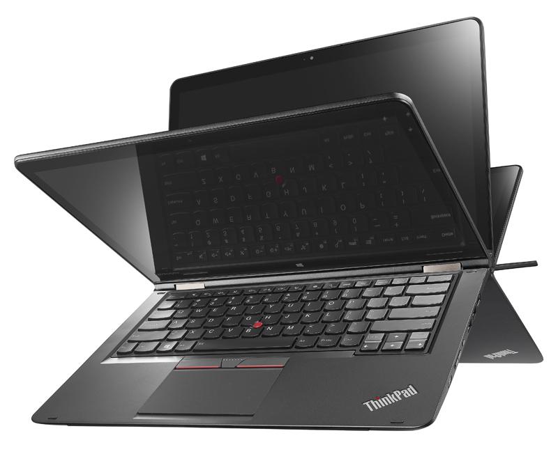 Pełna oferta ThinkPada w NTT
