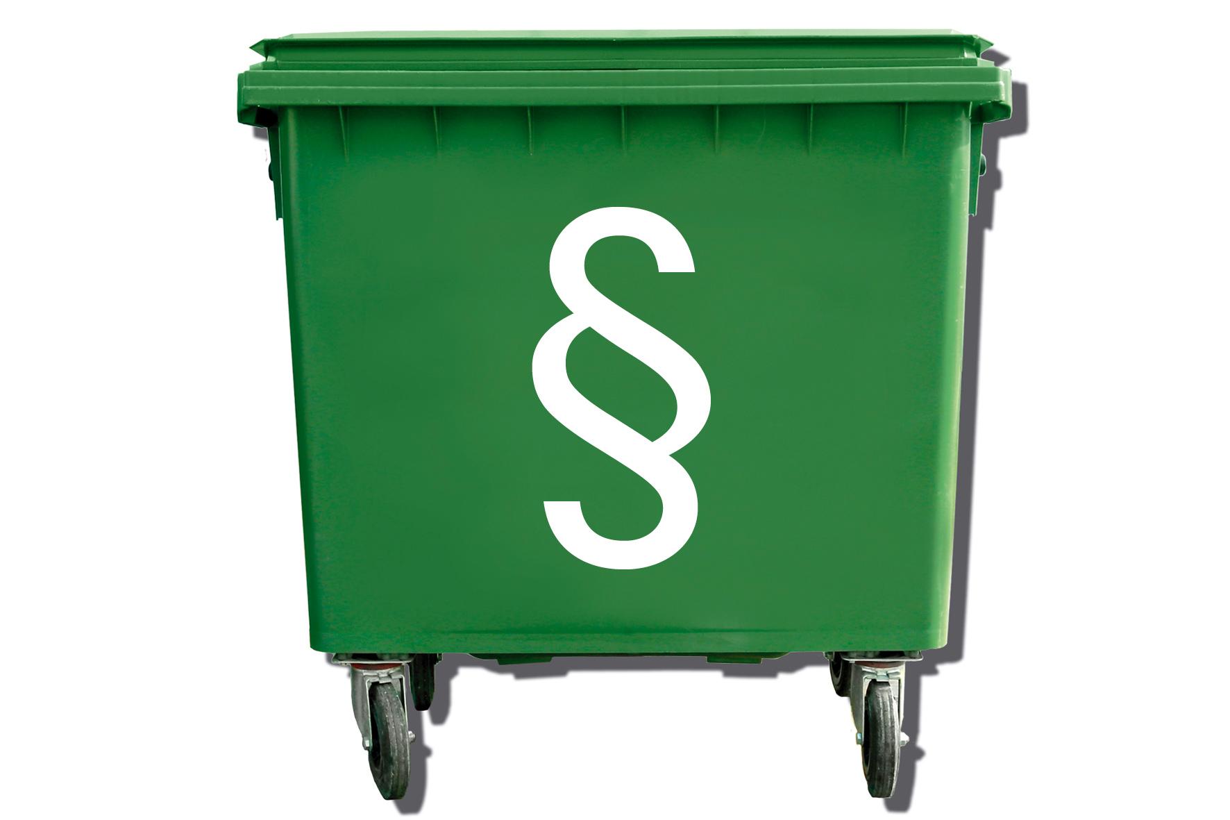 Firmy muszą informować o wytworzonych odpadach