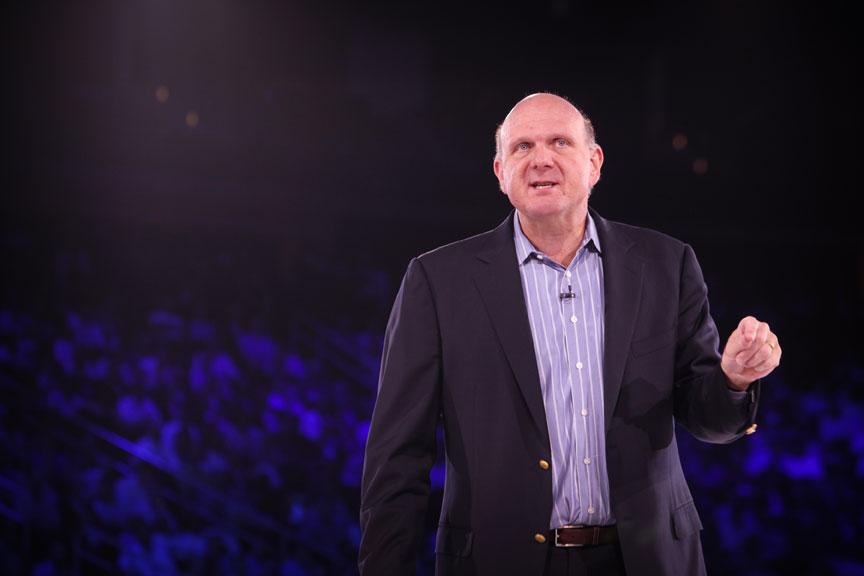Steve Ballmer pożegnał się z Microsoftem