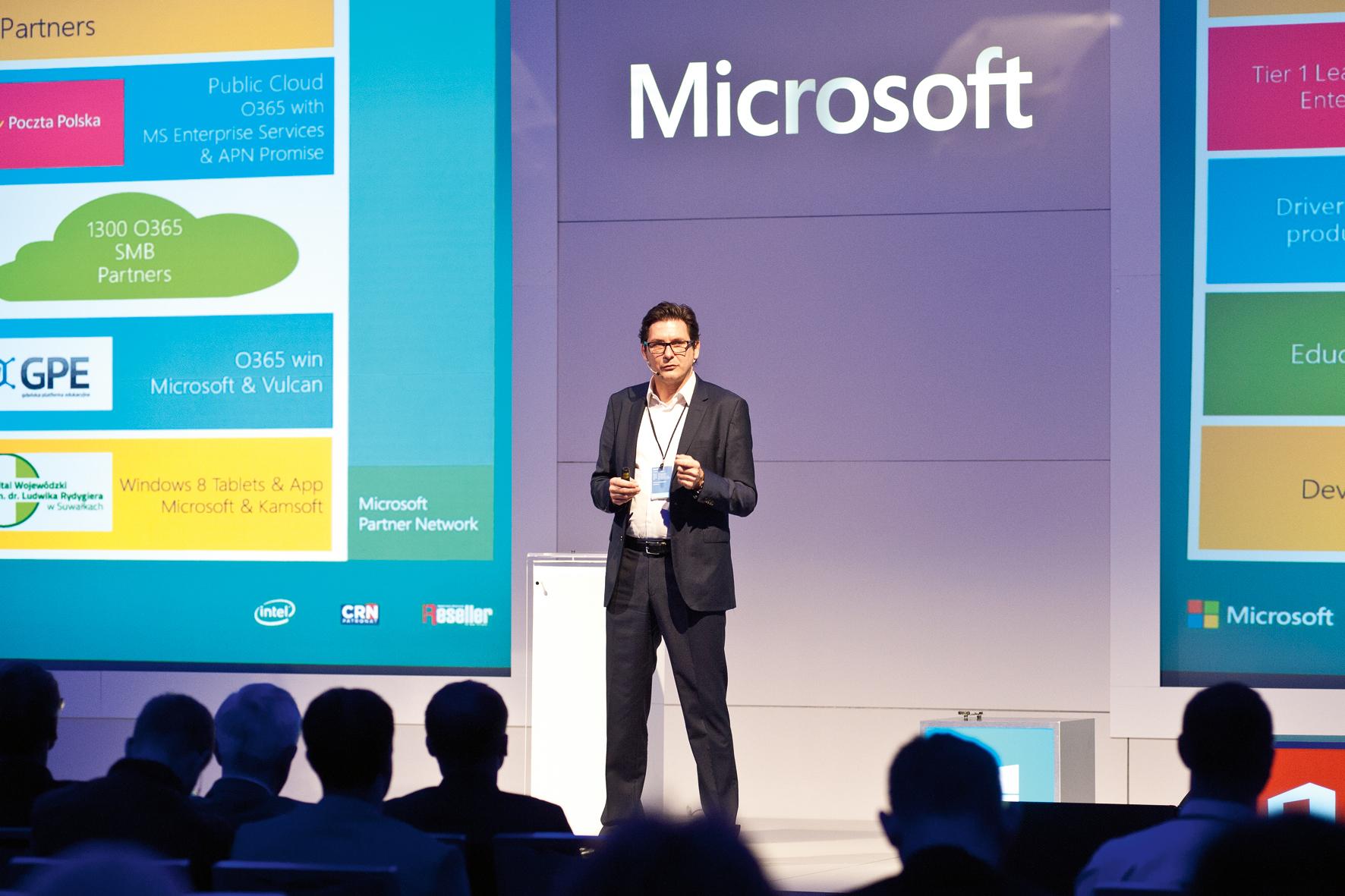 Microsoft: marże na usługach cloud powinny rosnąć