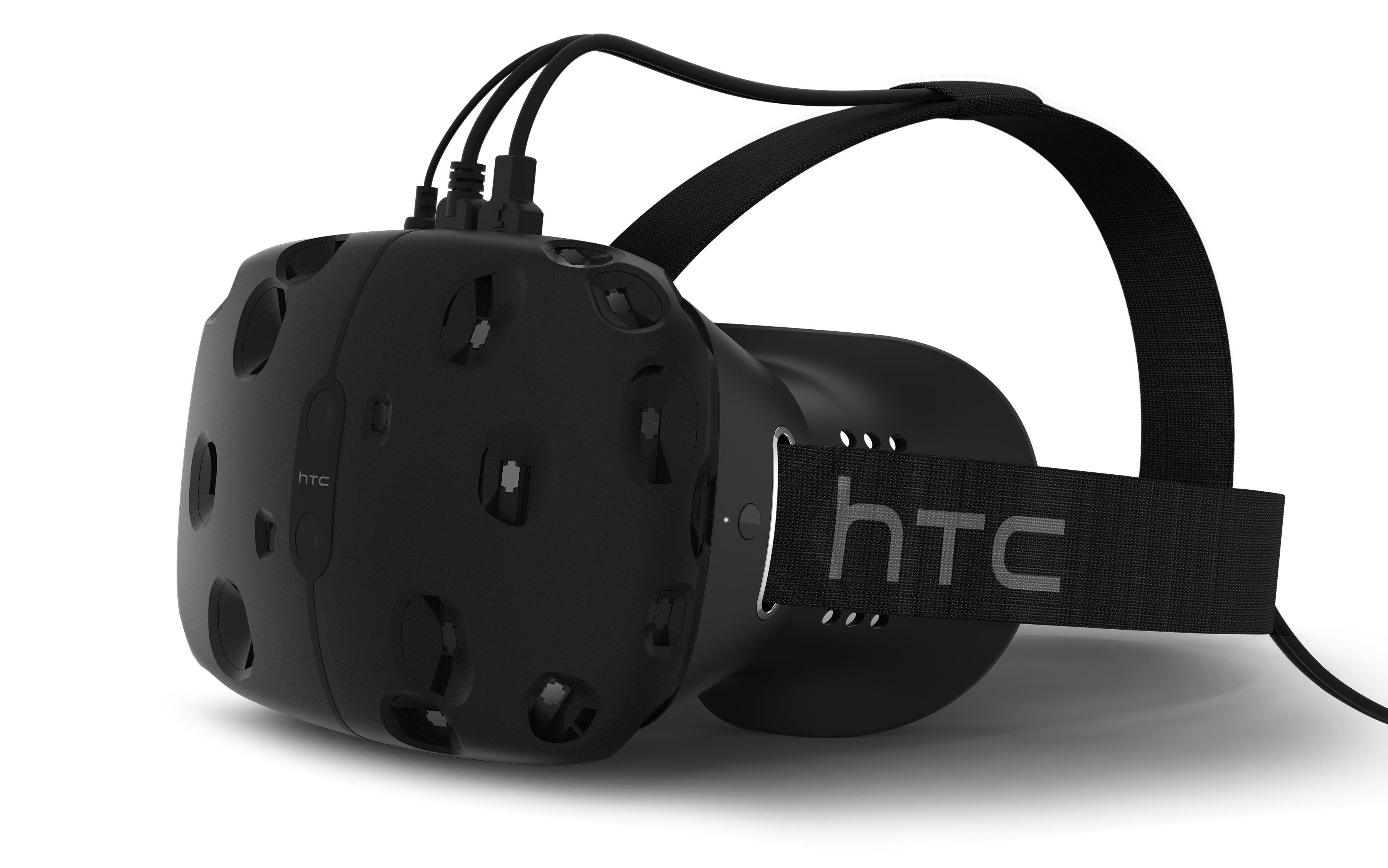 HTC tworzy własną firmę VR