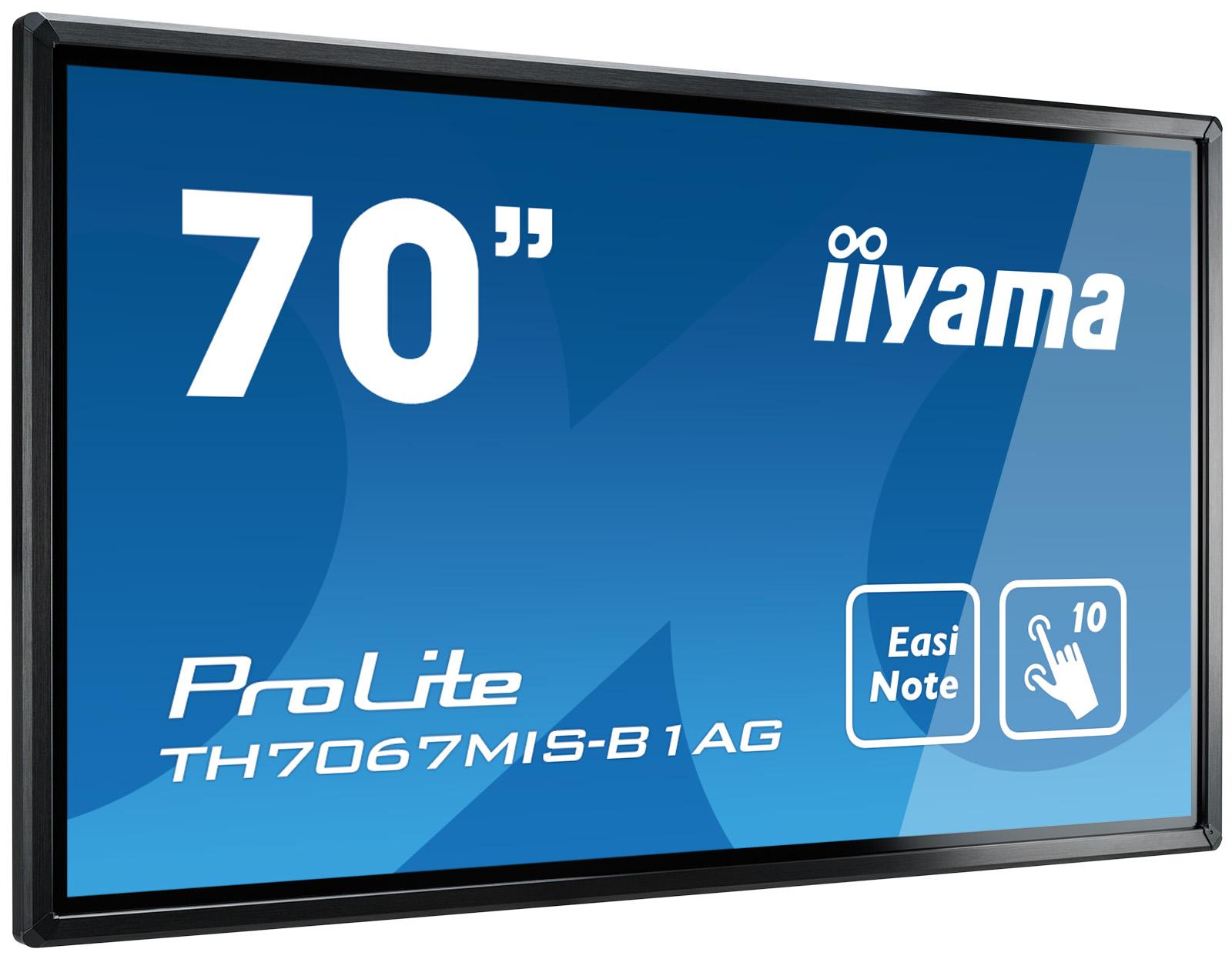 iiyama: 70-calowy monitor z dostępem do Internetu