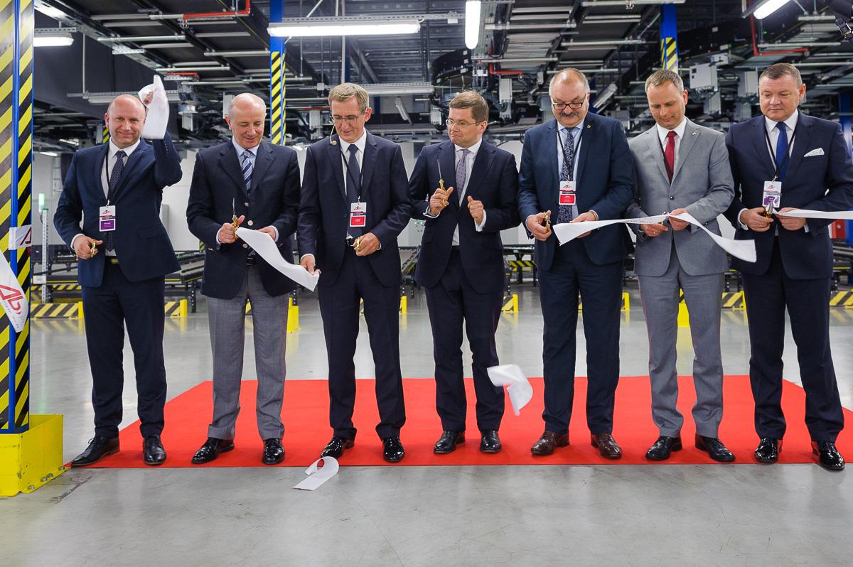 AB otworzyło centrum dystrybucyjne w Magnicach