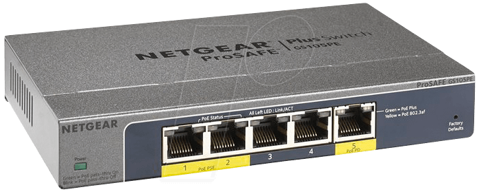 Netgear: nowa seria przełączników