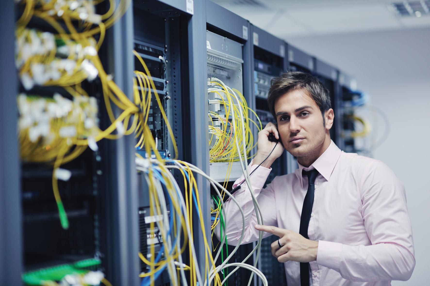 Małe firmy też stać na outsourcing serwerowni