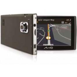 Mio: pierwsza nawigacja z wideorejestratorem
