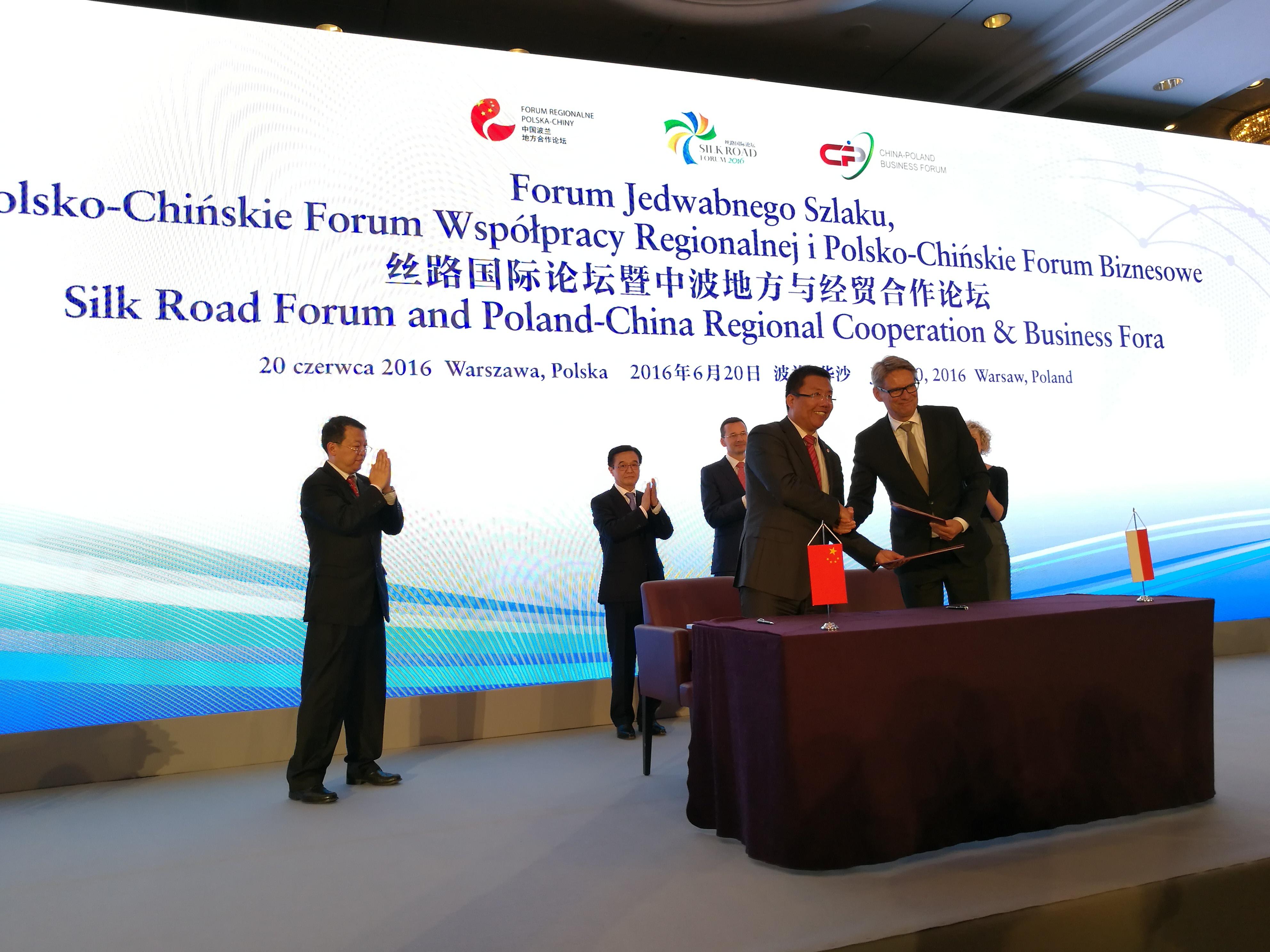 Huawei: nowe inicjatywy w Polsce