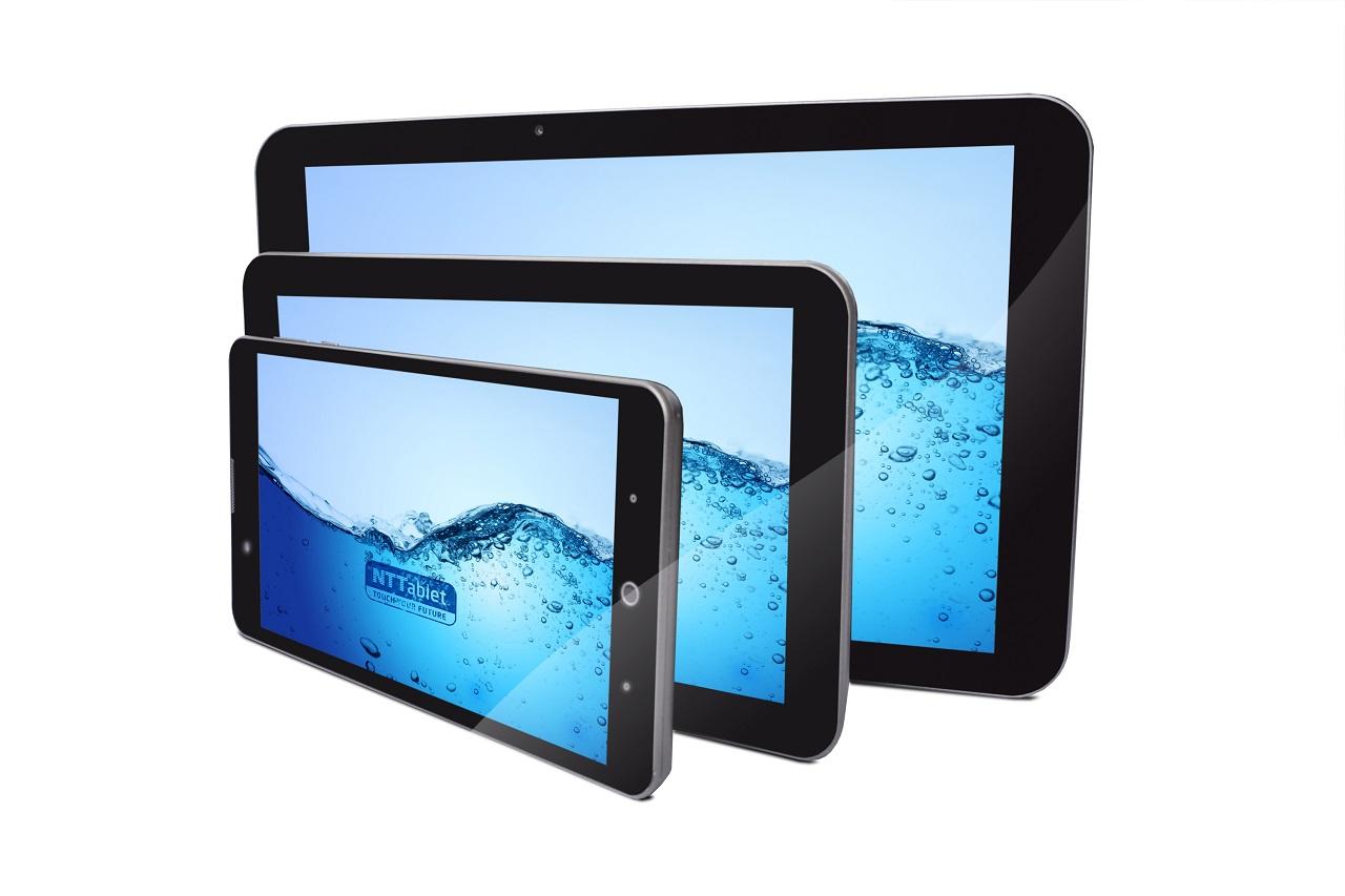 NTT: tablety z LTE