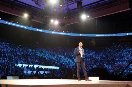 Partnerzy Microsoftu nie uciekną przed chmurą