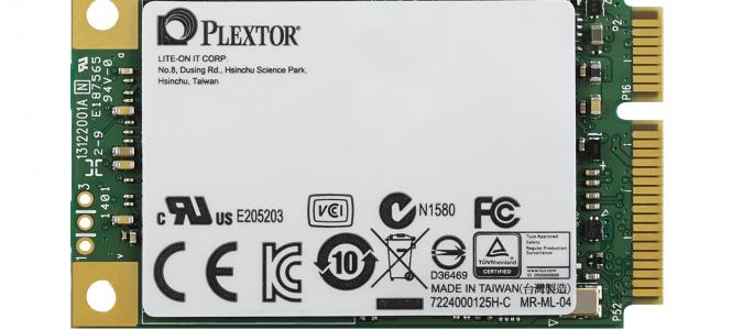 Plextor: SSD na Toshibie