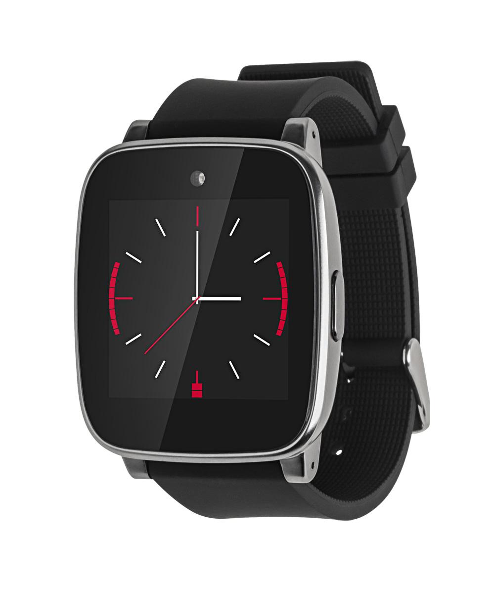 Kruger&Matz: pierwszy smartwatch
