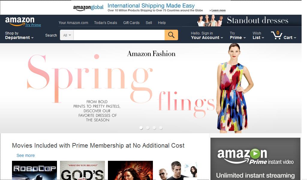 Amazon zamknie platformę wspierającą e-sklepy
