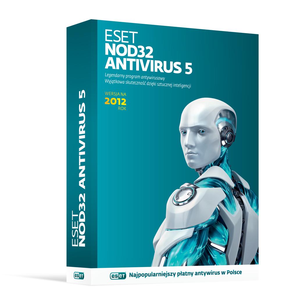 Eset: Smart Security i NOD32 Antivirus z numerem 5