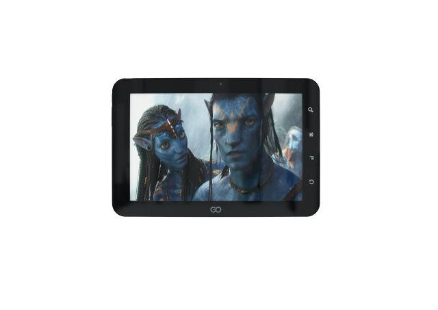 Goclever: tablet z tunerem telewizyjnym i GPS