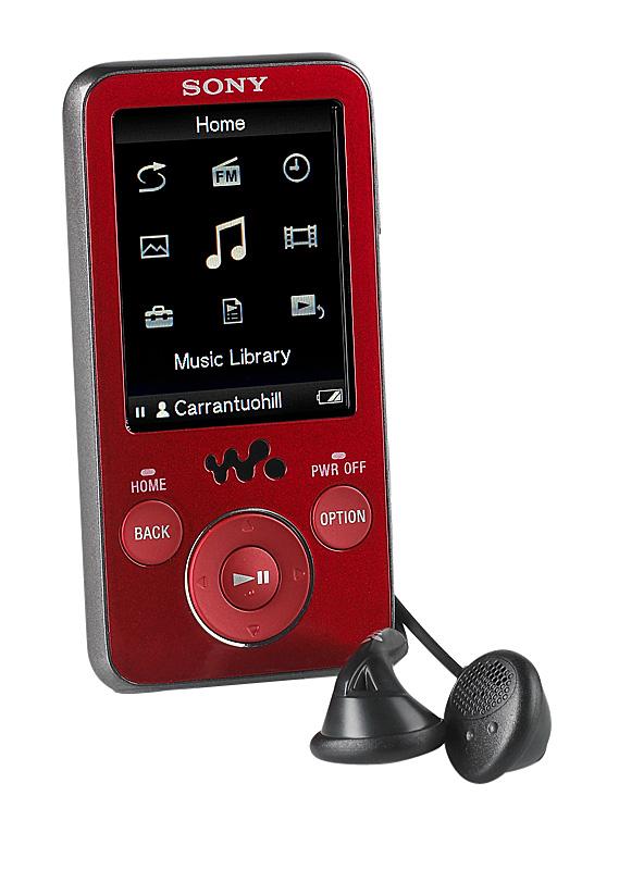 Sony NWZ-E438F