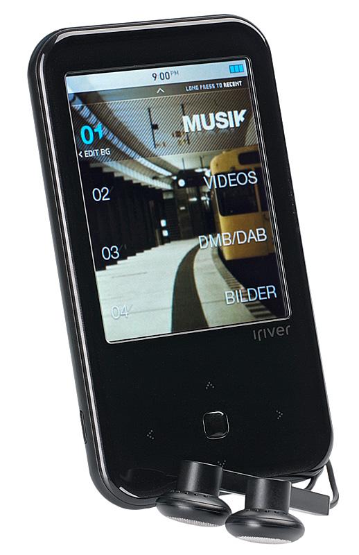 iRiver S100 (8 GB)