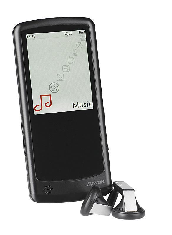 Cowon iAudio 9 (8 GB)
