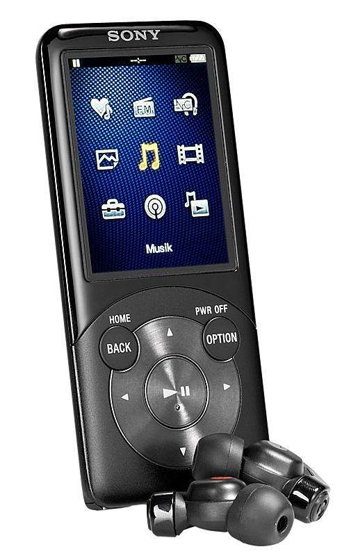Sony NWZ-S754