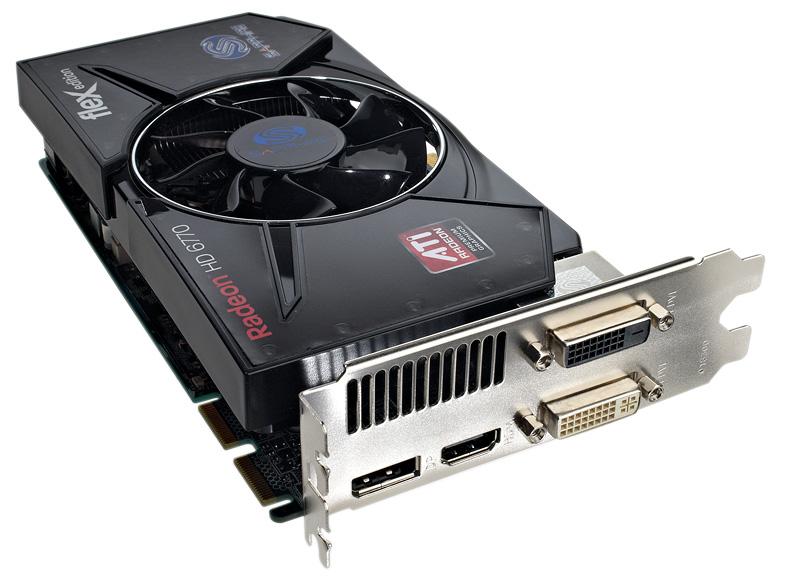 Sapphire Radeon HD 6770 FleX 1024MB GDDR5