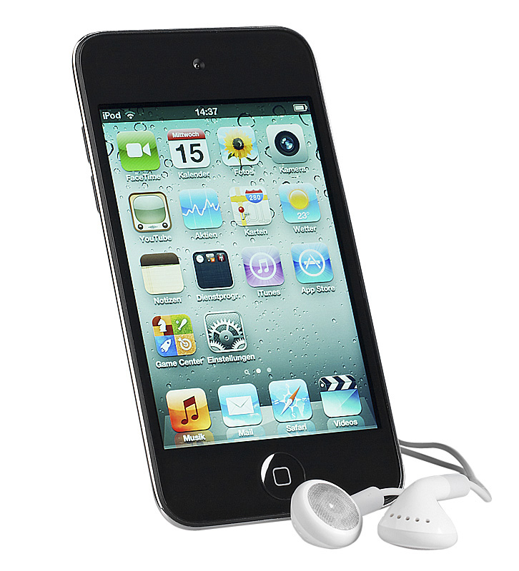 Apple iPod touch 4G (8 GB)