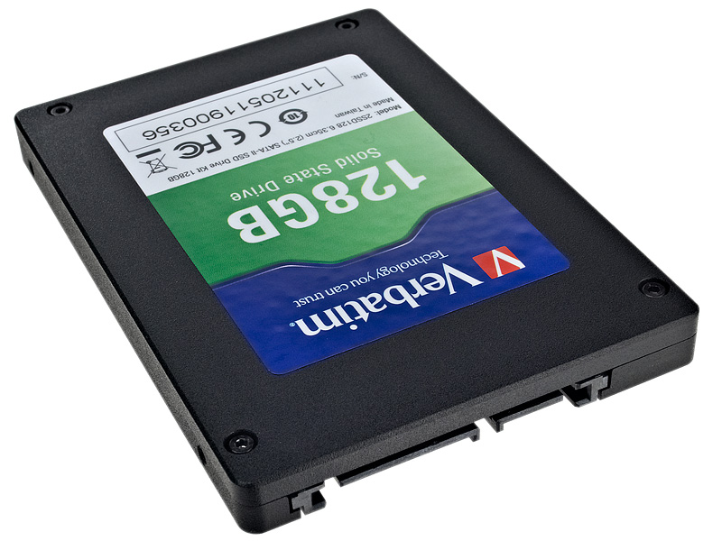 Verbatim SSD2 2SSD128 128 GB