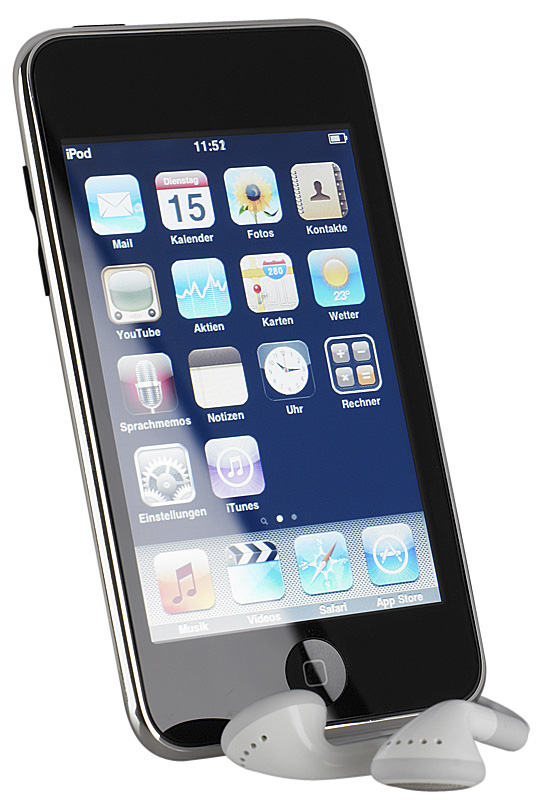 Apple iPod Touch 3G (8 GB)