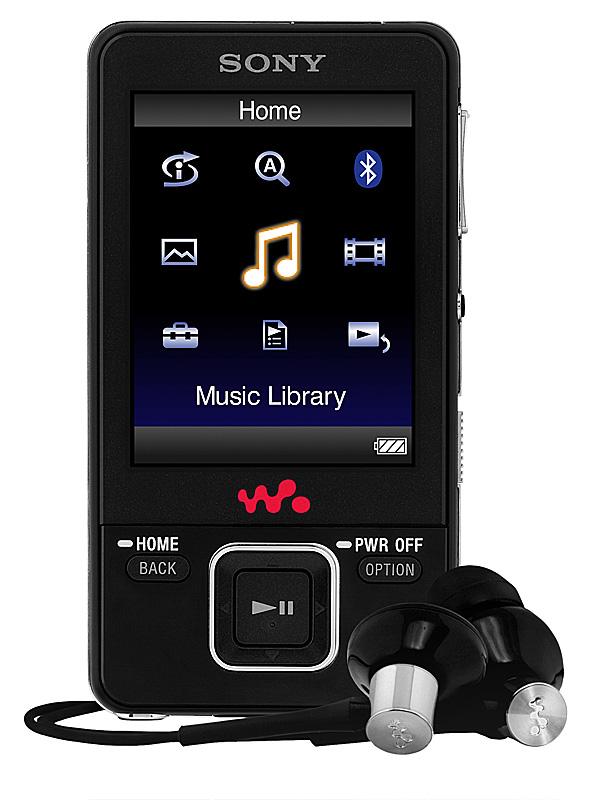 Sony NWZ-A828 (8 GB)