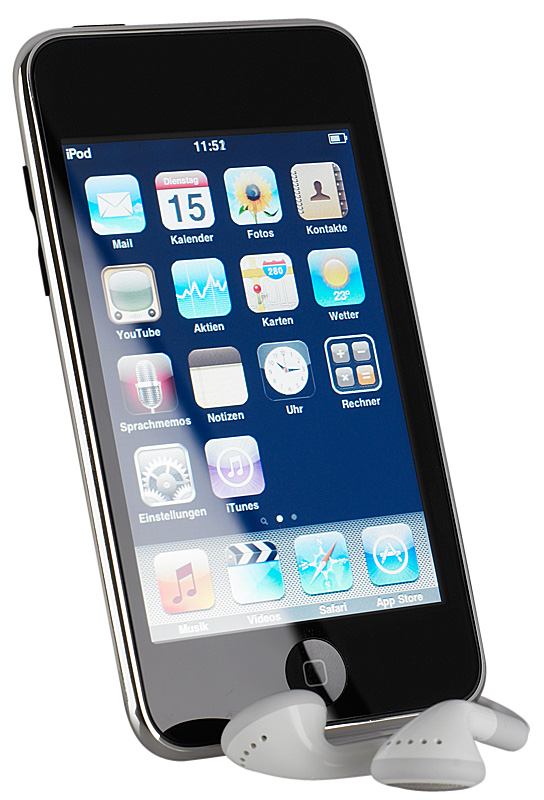 Apple iPod Touch 3G (64 GB)