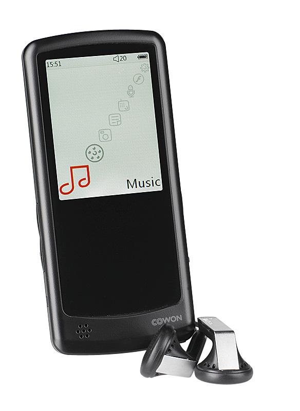 Cowon iAudio 9 (16 GB)